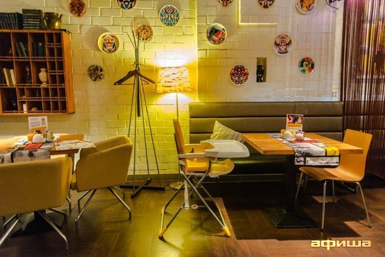 Ресторан Тарелочка чечевичного супа и один маленький, но очень хитрый сухарик - фотография 3