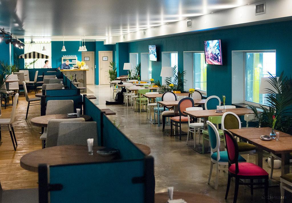 Ресторан Caffe Italia karting - фотография 2