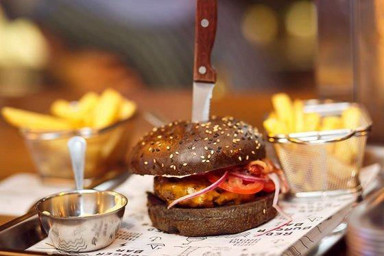 Ресторан Red Burger Bar - фотография 3