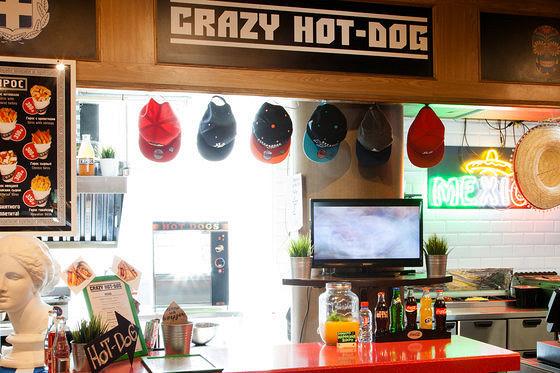 Ресторан Food Market 21 - фотография 22
