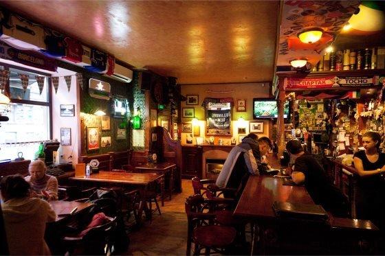 Ресторан Foggy Dew - фотография 12