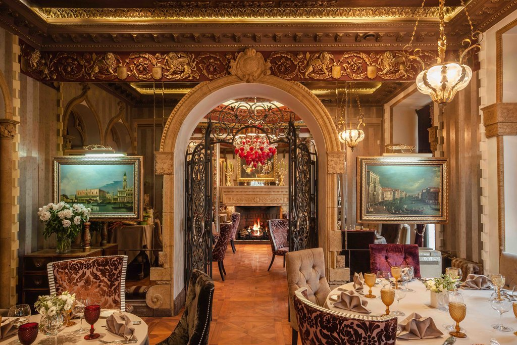 Ресторан Палаццо дукале - фотография 1