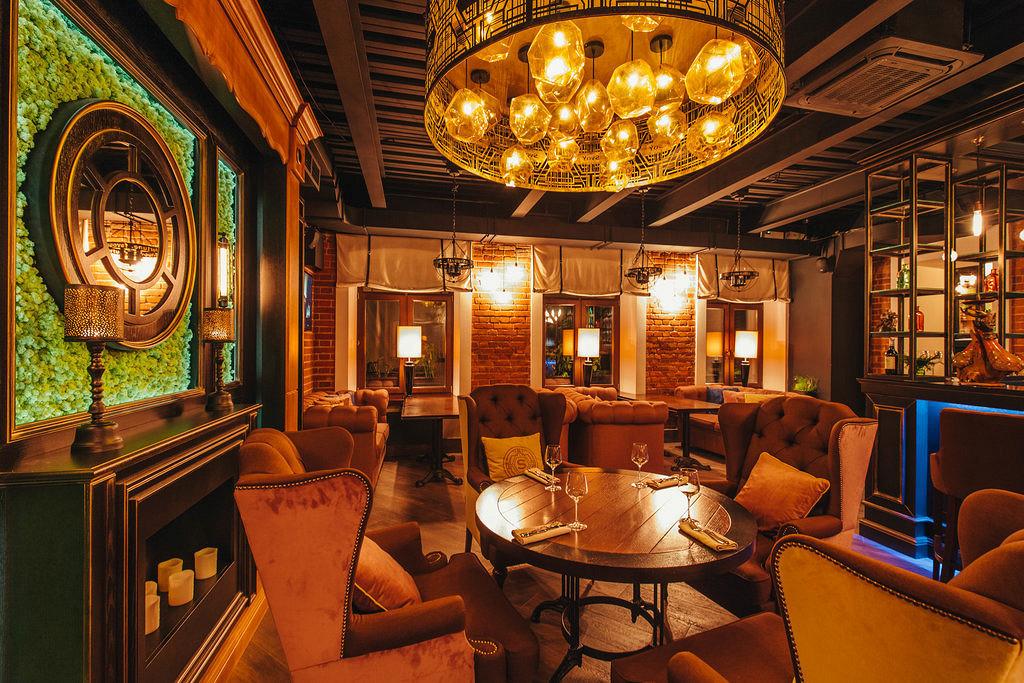 Ресторан Svoy - фотография 25