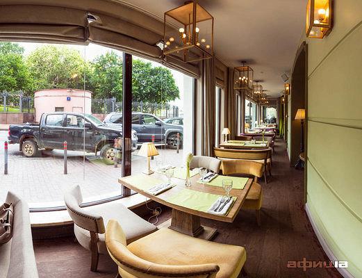 Ресторан Satrapezo - фотография 7