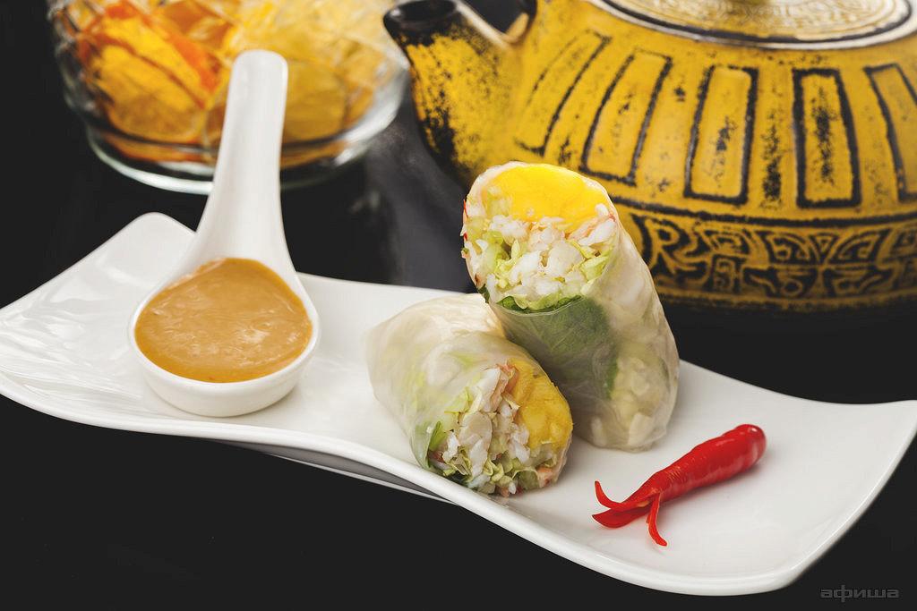 Ресторан Mandarin Combustible - фотография 24