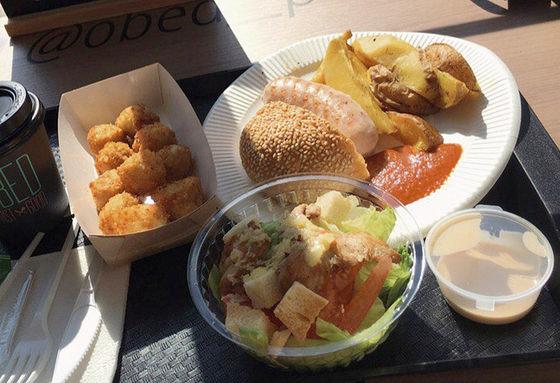 Ресторан Obed - фотография 2