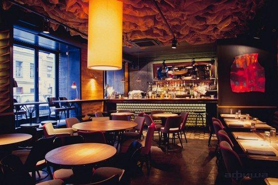 Ресторан География - фотография 10