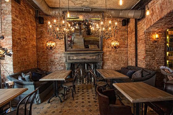 Ресторан 19 Bar & Atmosphere - фотография 18