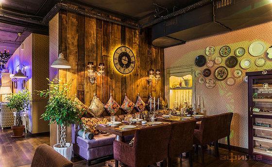 Ресторан Boho-chic Bar - фотография 4