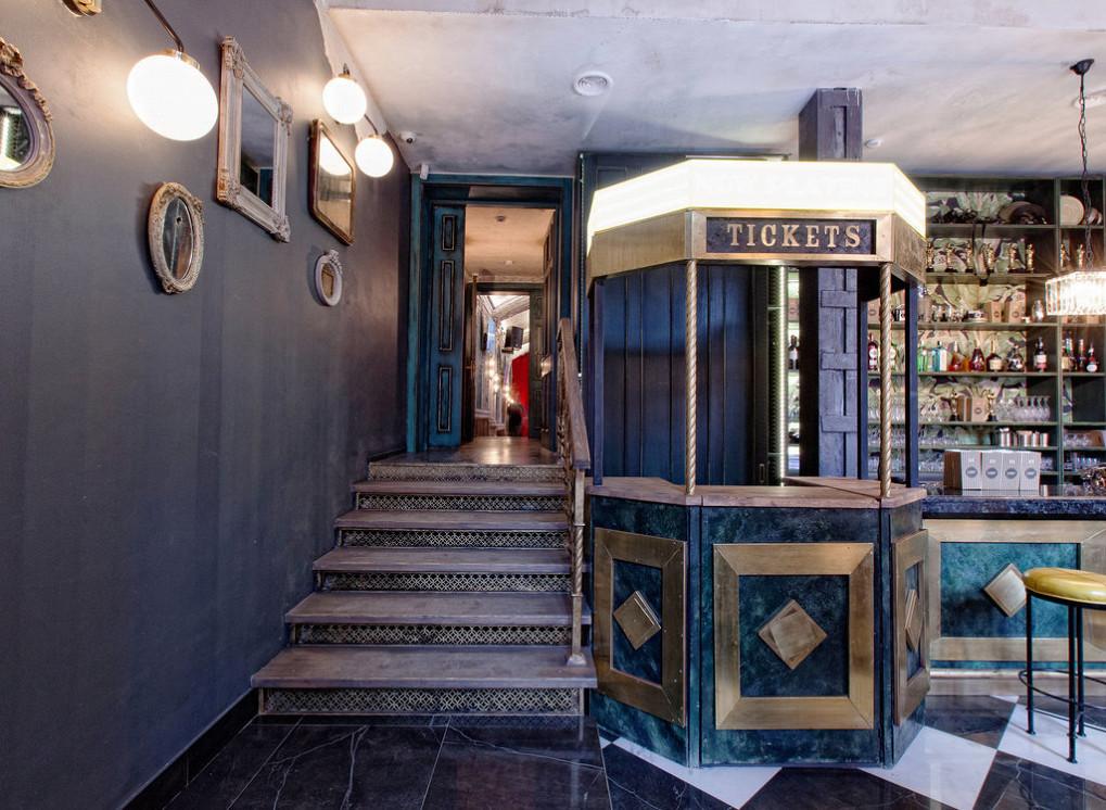 Ресторан Синематограф - фотография 28