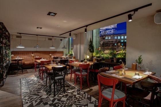 Ресторан Компания - фотография 8