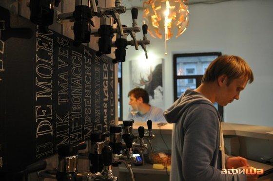 Ресторан Fomin Bar & Shop - фотография 3