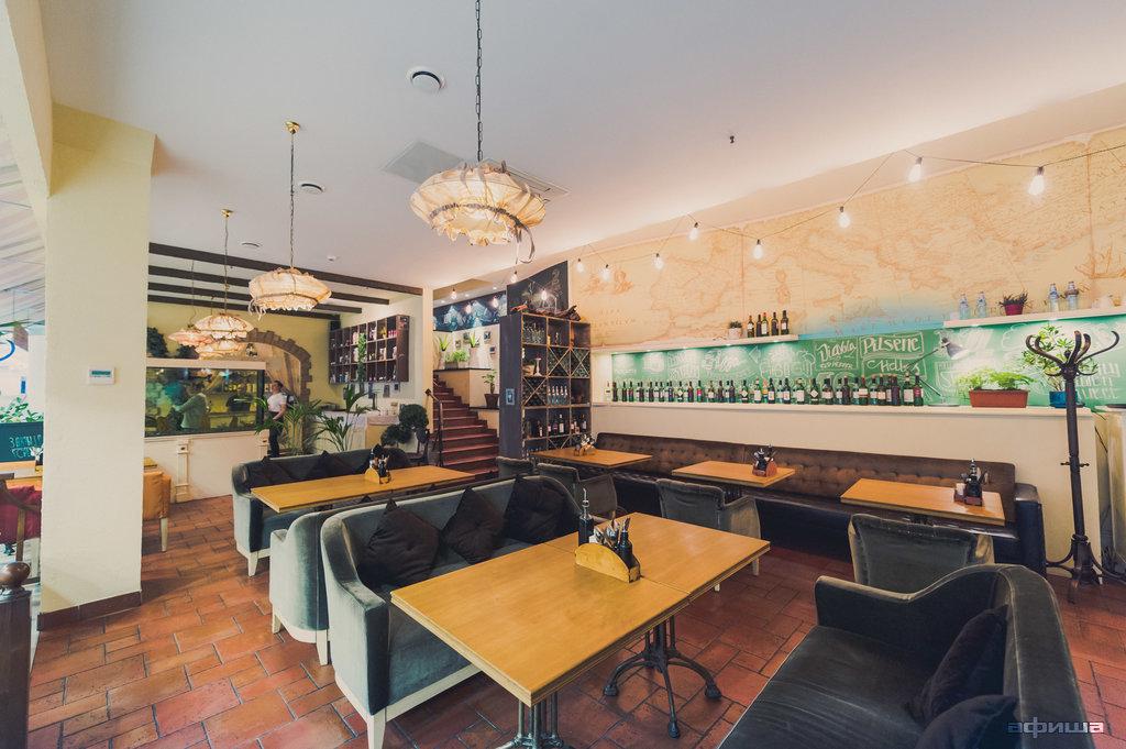 Ресторан Scalini - фотография 12