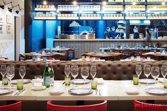 Ресторан Trattoria siciliana - фотография 8