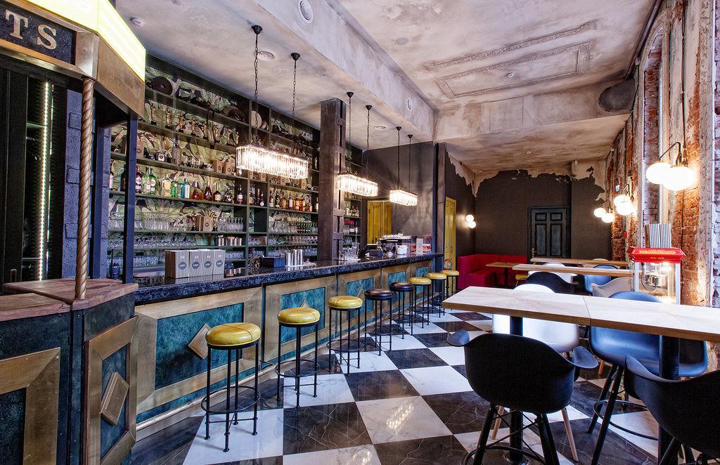 Ресторан Синематограф - фотография 27