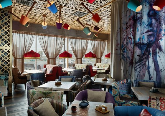 Ресторан Гранат - фотография 3