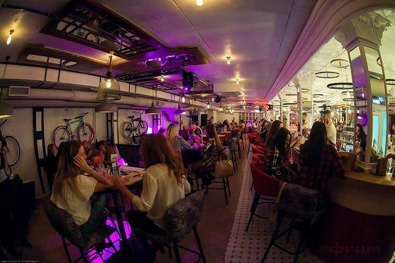 Ресторан Dandy Horse - фотография 11