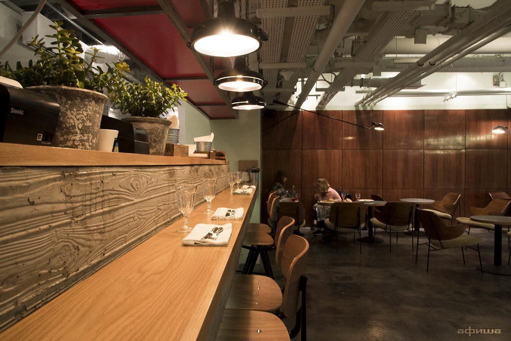 Ресторан Bread & Meat - фотография 12