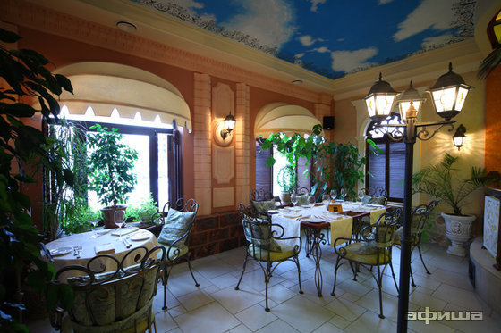 Ресторан Piazza Fontana - фотография 1