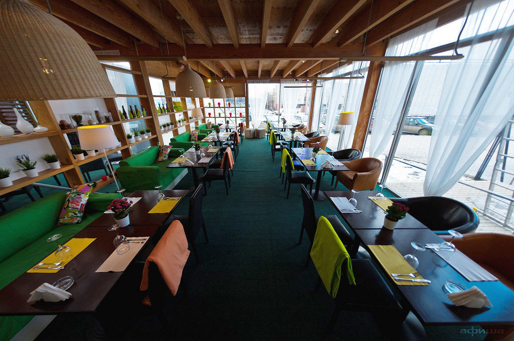 Ресторан Fabrika Кухня - фотография 7