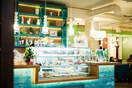 Ресторан Густав Кафо - фотография 3
