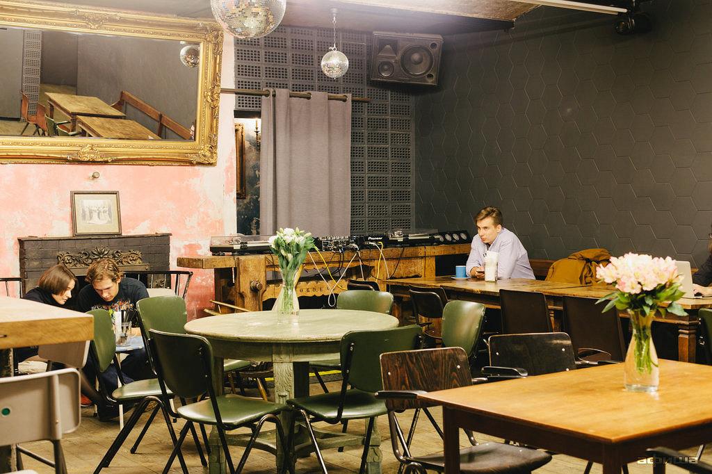 Ресторан Good Enough - фотография 9