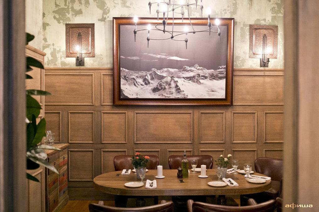 Ресторан Высота 5642 - фотография 10