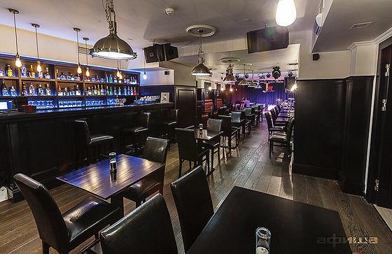 Ресторан JAM Club. Джаз-клуб Андрея Макаревича - фотография 7