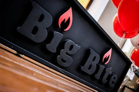 Ресторан Big Bite Café - фотография 19