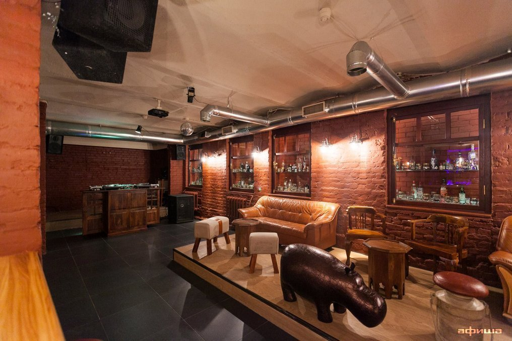 Ресторан Gin Tonic Bar - фотография 8