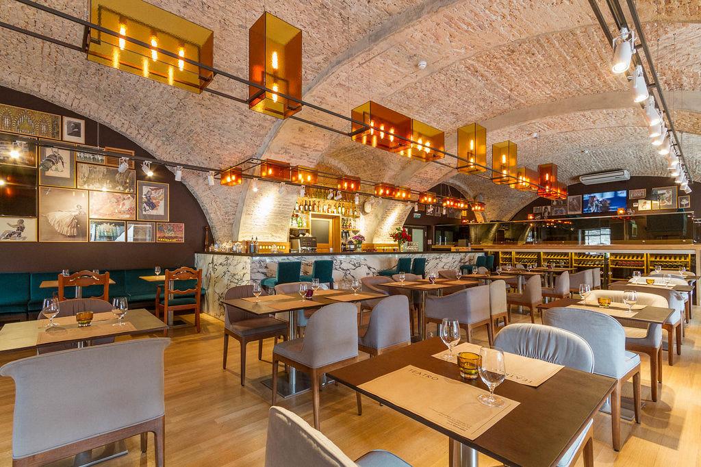 Ресторан Teatro - фотография 6