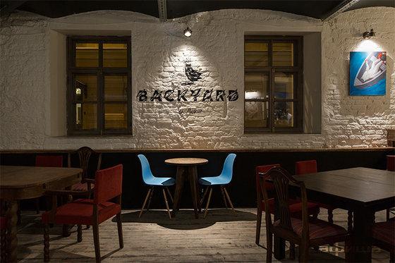 Ресторан Backyard de Moscou - фотография 14