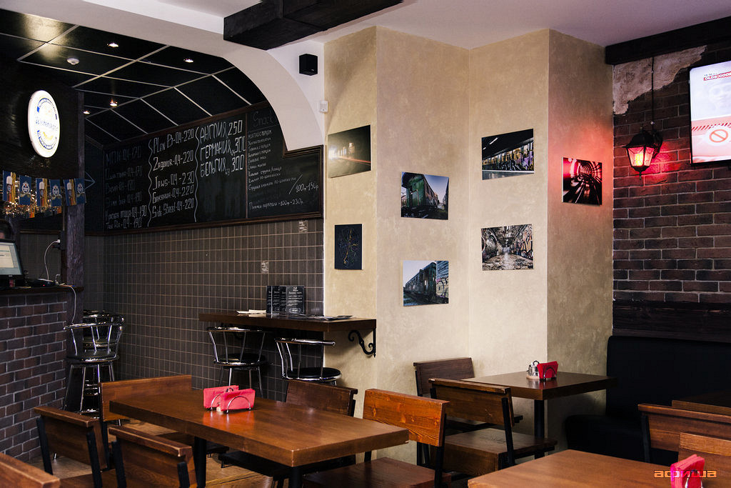 Ресторан Craft Station - фотография 2