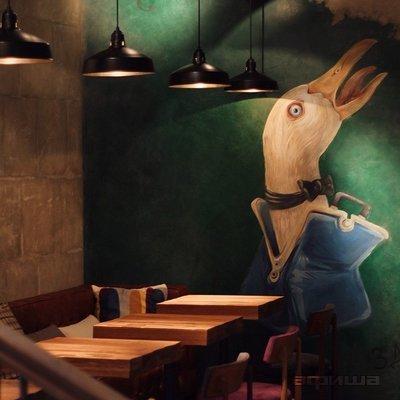 Ресторан Goose Goose Bistro - фотография 8