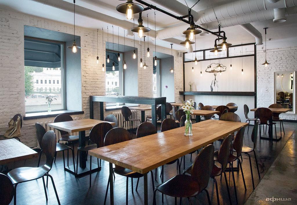 Ресторан Мечтатели - фотография 7