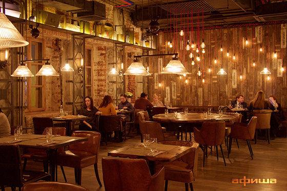 Ресторан Фаренгейт - фотография 10
