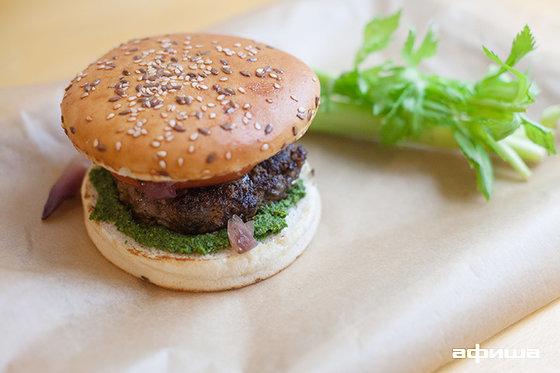 Ресторан Burger Heroes - фотография 14