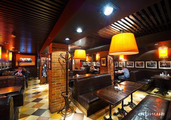 Ресторан Питькофе: Шахматы - фотография 7