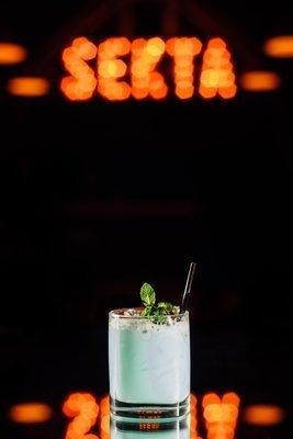 Ресторан Sekta Tattoo & Bar - фотография 5