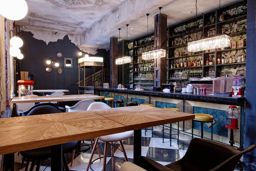 Ресторан Синематограф - фотография 26