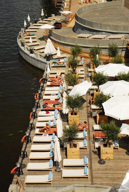 Ресторан Оливковый пляж - фотография 13
