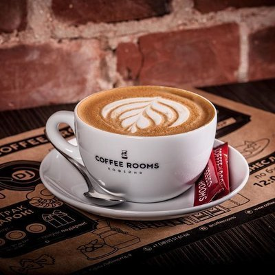 Ресторан Coffee Rooms - фотография 2