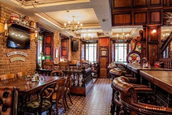 Ресторан Britannia - фотография 13