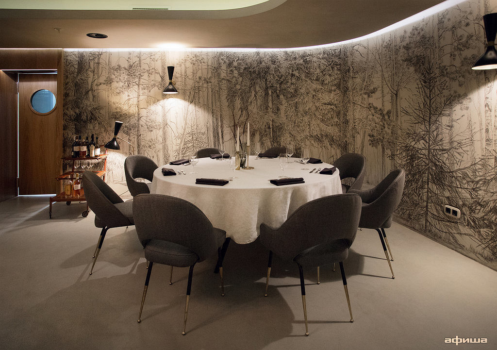 Ресторан Морошка для Пушкина - фотография 12
