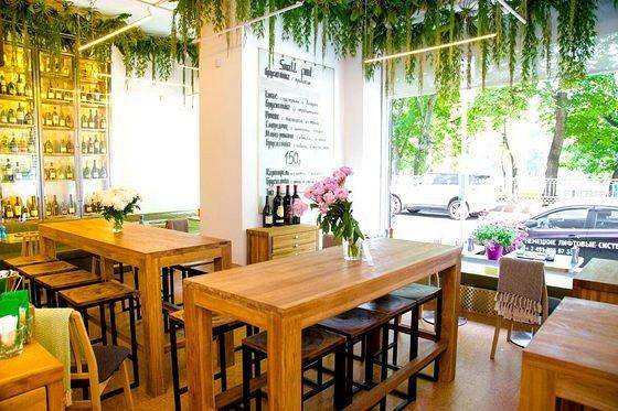 Ресторан Open Wine & Table - фотография 10