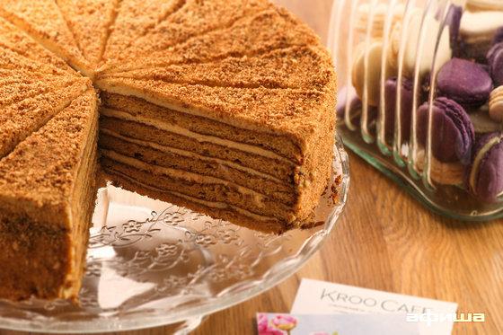 Ресторан Kroo Café - фотография 17