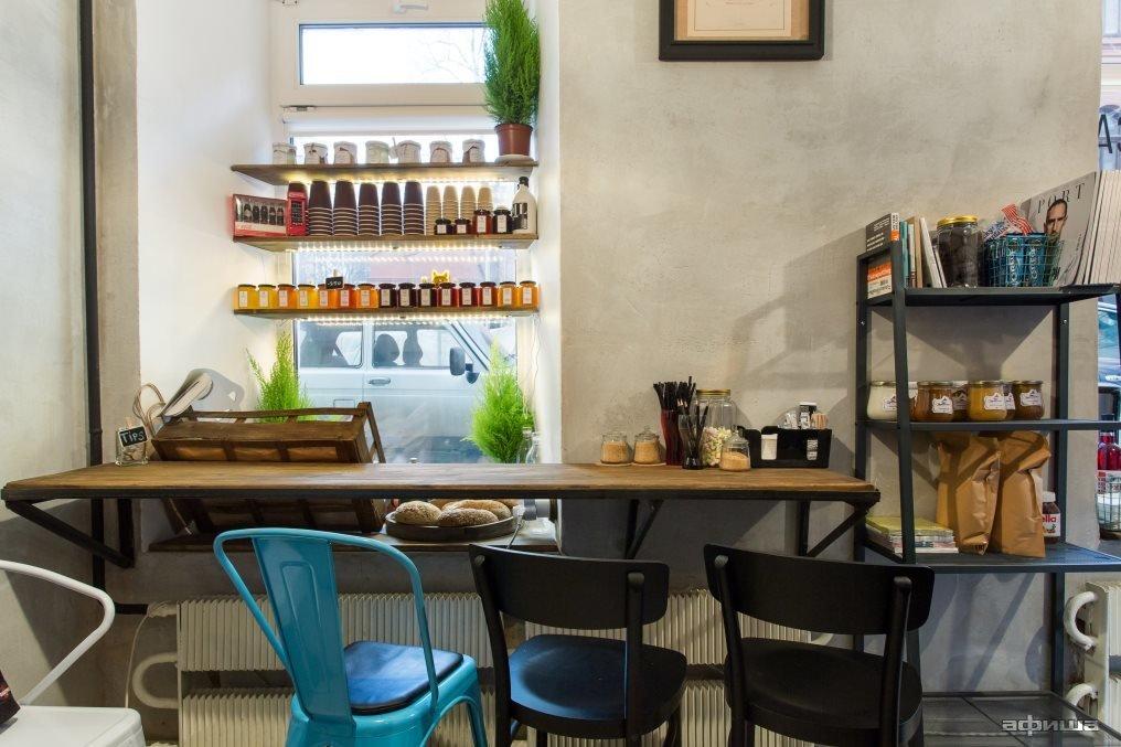 Ресторан David B Café - фотография 14