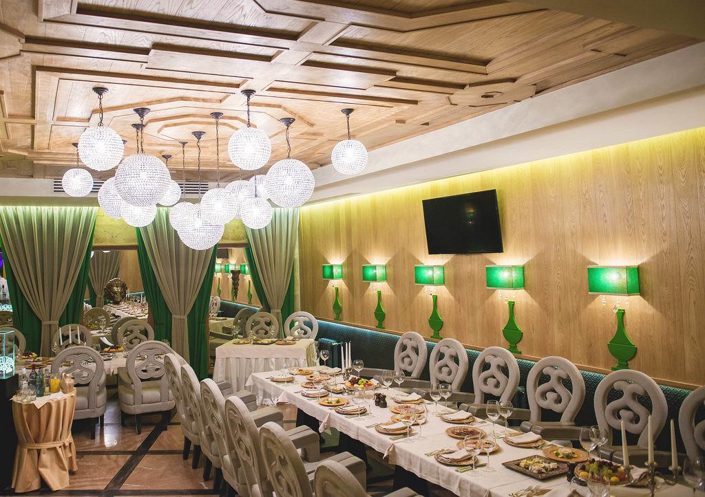 Ресторан Ноев ковчег - фотография 36