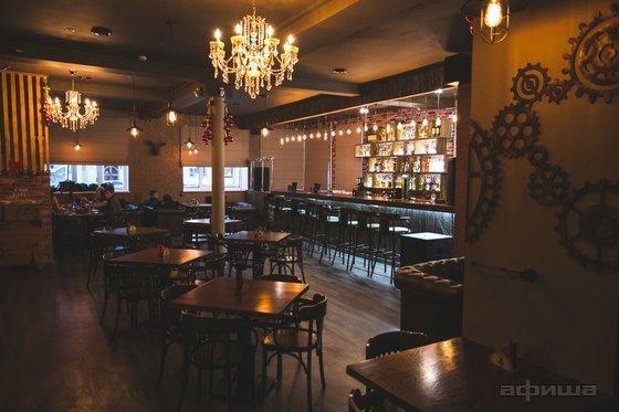 Ресторан Boroda Bar - фотография 1