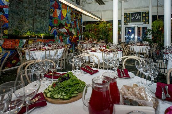 Ресторан Март - фотография 23